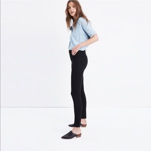 "Madewell 10"" High-Rise skinny Jeans in Carbondale"